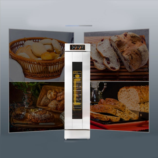 Fermentation tank commercial 13-layer stainless steel proofing box automatic fermentation machine with fan bread steamed bread