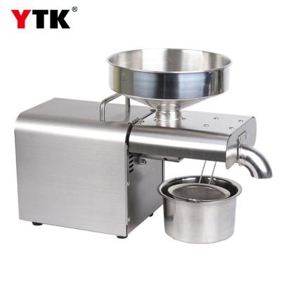 2019 new household commercial oil press / stainless steel oil press