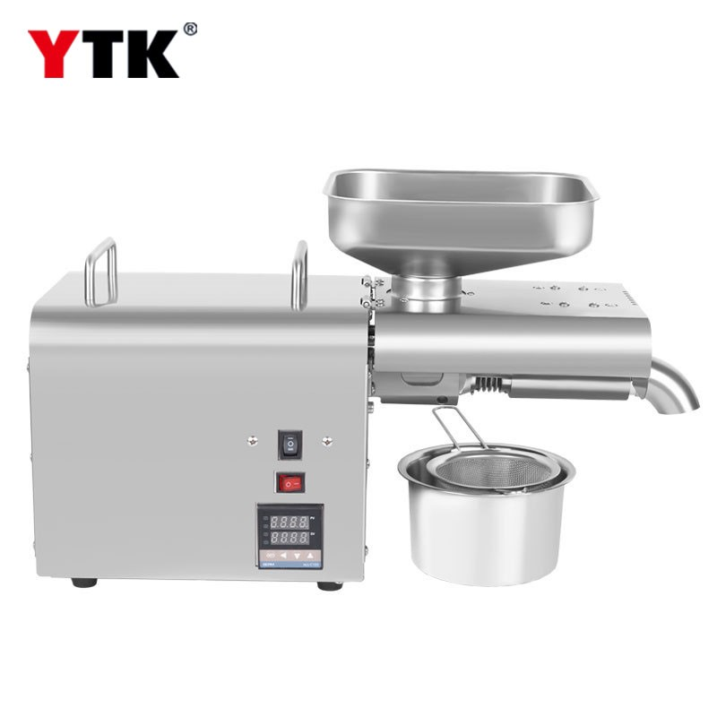 2019 new stainless steel oil press / domestic commercial oil press temperature control