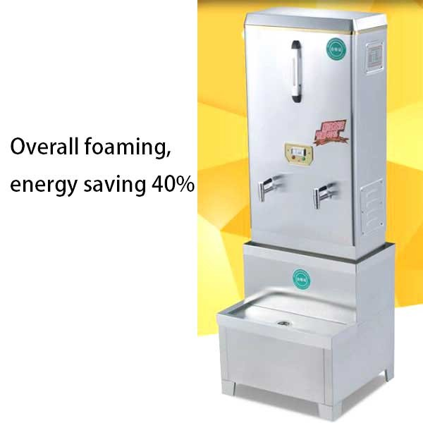 Overall foaming energy-saving insulation commercial / fully automatic electric water heater 30L / water machine / open bucket / water heater
