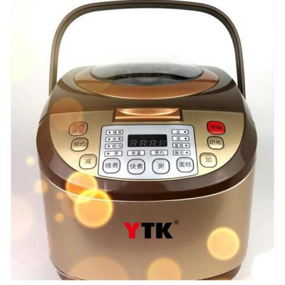 Factory wholesale intelligent 5L sunroof rice cooker multi-function rice cooker high-end gifts small appliances will sell the rivers and lakes