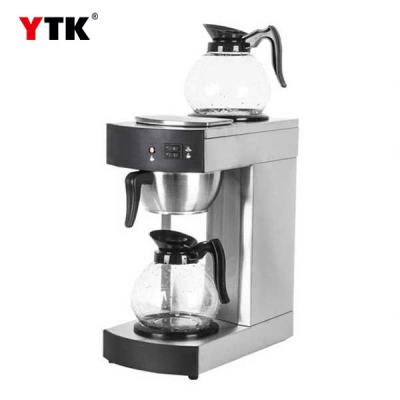 Taiwan CAFERINA RH330 commercial American coffee machine / tea machine / tea machine / glass pot drip machine