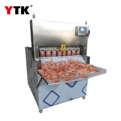 Automatic CNC meat slicer cut fat beef and mutton machine thin and thick adjustable custom model