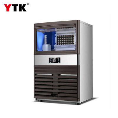 Commercial ice machine / coffee shop KTV ice machine / 100KG120 kg large output