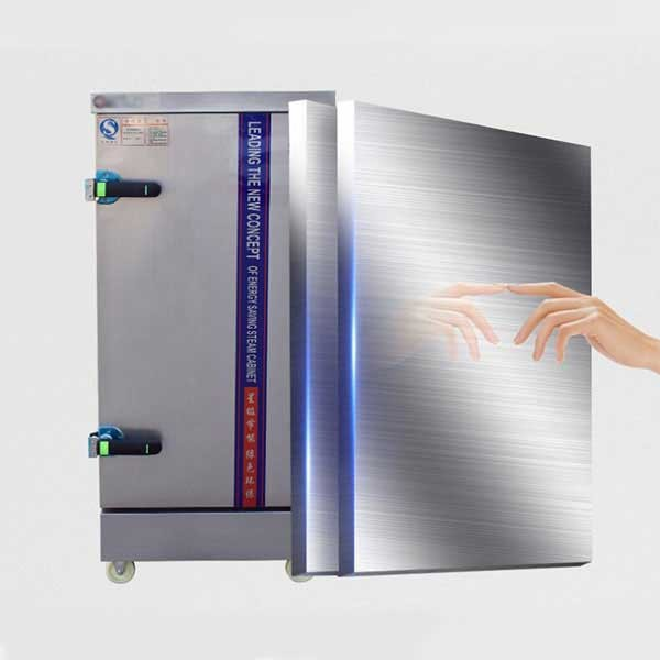 Commercial steaming rice cabinet / electric steamer / manufacturer / automatic steaming machine / electric steamer / stainless steel gas steaming rice / shipping
