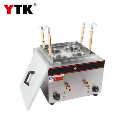 Desktop electric four-grid noodle cooking machine spicy hot pot machine