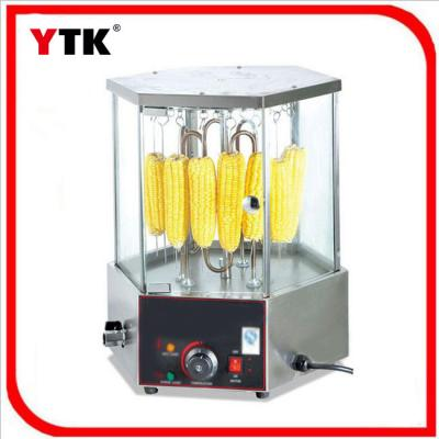 Electric Rotary Roasted Corn Machine Multi-function Electric Grilled Corn Stove Rotary Kebab