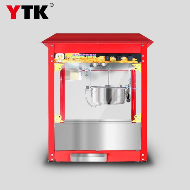 Fully automatic commercial popcorn machine Electric popcorn machine