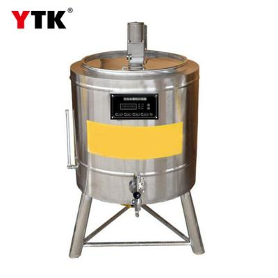 Commercial fresh milk disinfection and sterilization automatic fruit fishing yogurt pasteurization machine