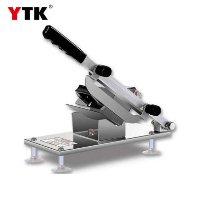 Beef and mutton slicer manual meat slicer home cut beef and mutton roll slicer frozen meat planing machine