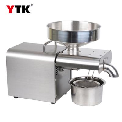 Household oil press commercial oil press stainless steel oil press wholesale export cross-border trade