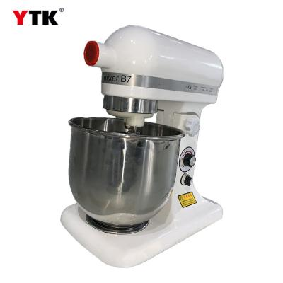 Household small 7L cream machine /Multi-function eggbeater /mixer dough machine /Meat grinder