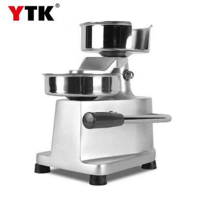 Export stainless steel hamburger machine manual meat patties machine