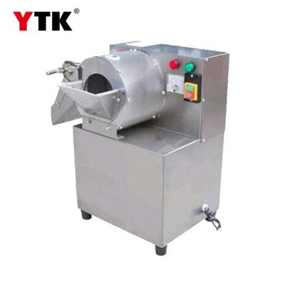 Potato chip cutting machine potato cutting slicer