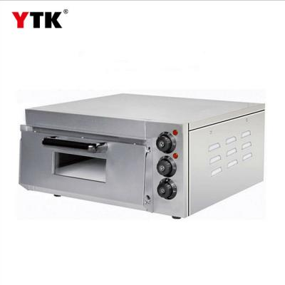 Small single-layer pizza oven commercial slate timing electric oven bread electric oven pizza oven