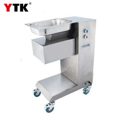 Stainless steel electric vertical meat slicer multi-function fresh meat dicing machine slicer cutting machine