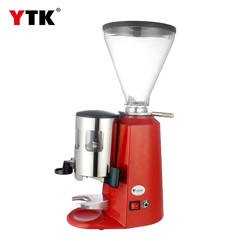 Factory direct sale Italian commercial grinder semi-automatic coffee grinder