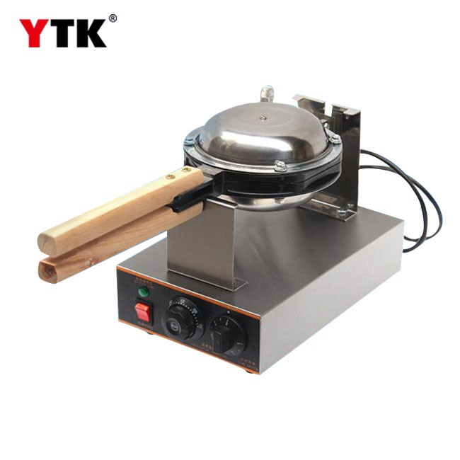 Wholesale commercial egg cake waffle machine Hong Kong QQ egg cake machine scone electric hot egg waffle maker machine