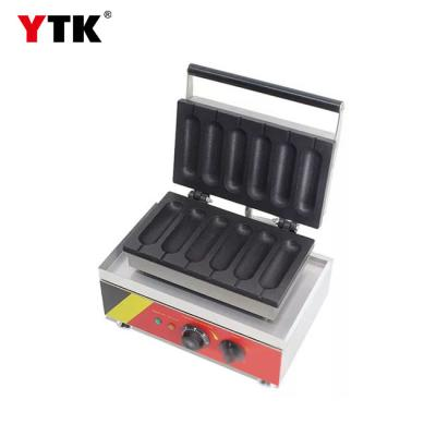 Stainless steel sandwich electric baking pan cake machine non-stick coating electric baking machine sandwich oven