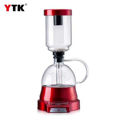 Empire F-1889A7 touch screen source manufacturers electric coffee maker / home coffee machine / electric siphon pot