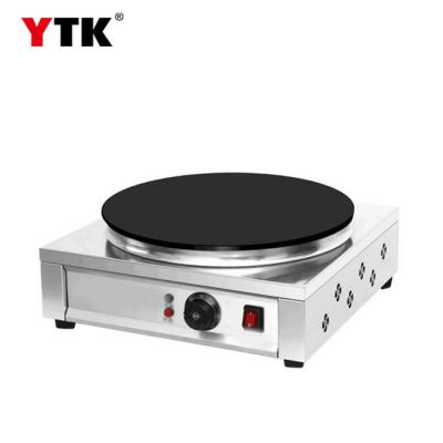 Commercial household electric pancake stove pancake machine