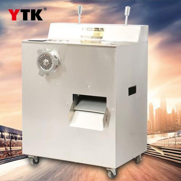 Multifunctional stainless steel commercial twisting and cutting machine / electric slice cutting and enema machine / meat mincing machine