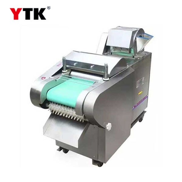 Multi-function electric stainless steel commercial cutting machine / cutting machine / cutting rice cake machine / cutting potato dicing machine