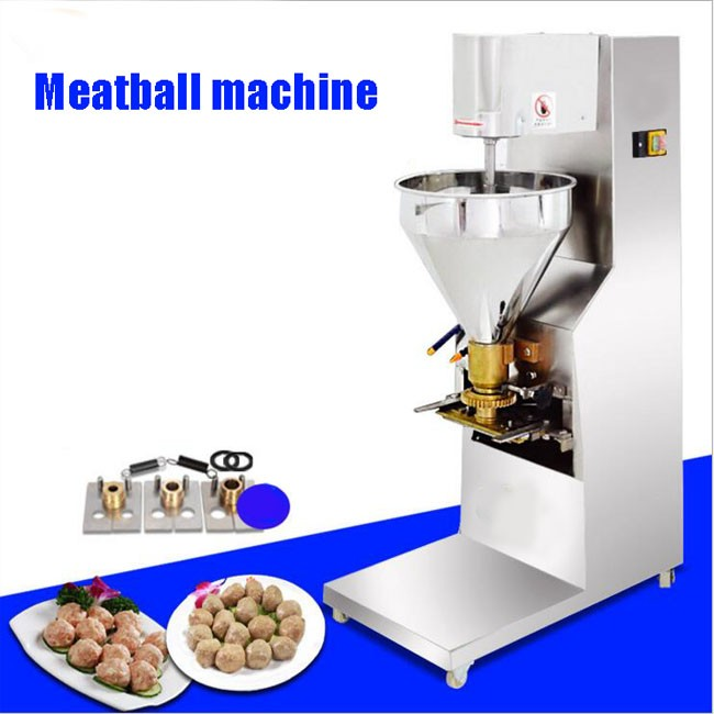Vertical commercial fully automatic meatball forming machine stainless steel meatball forming beef ball fish ball molding machine