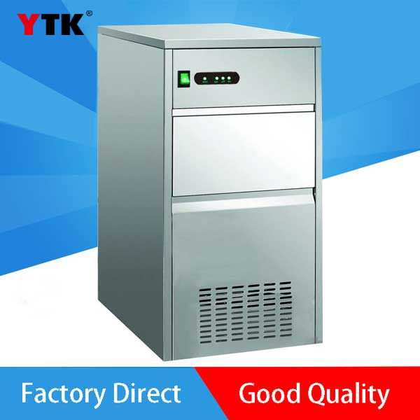 hot sale maker plant price granular ice machine