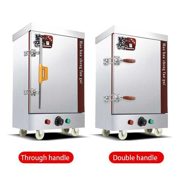 Steaming Rice Cabinet Commercial / Automatic Steaming Rice