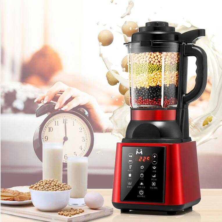 Broken wall machine automatic heating household juicer health food machine mixing dry grinding