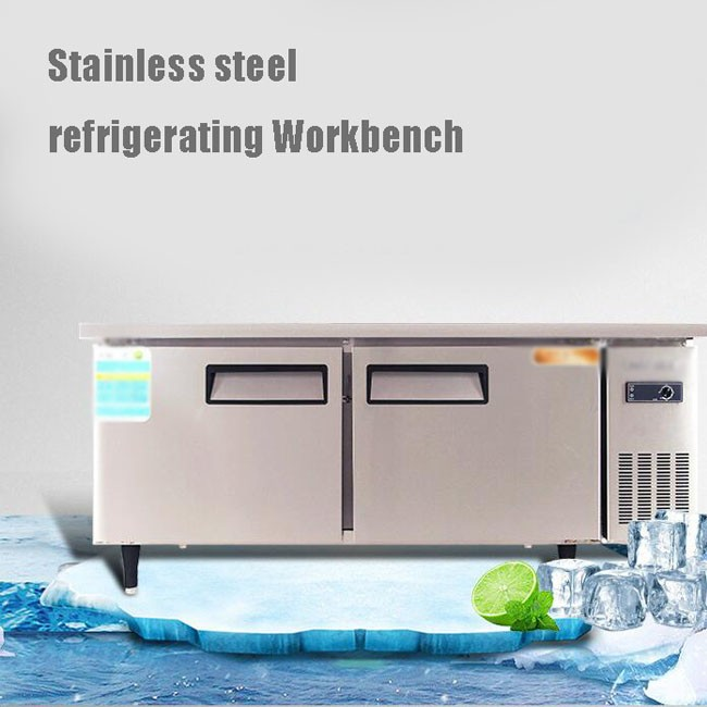 Direct sales of new commercial refrigeration and fresh-keeping workbench water bar tea shop preferred