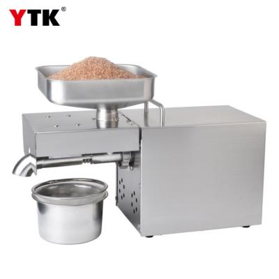 Export for automatic stainless steel oil press small household oil press can be customized