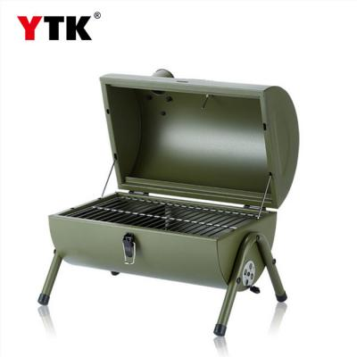 Europe and the United States thick small portable barbecue home full set of outdoor indoor charcoal grill barbecue