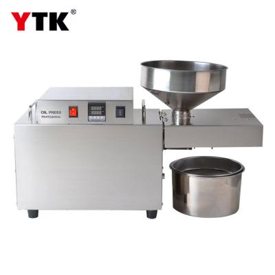2019 new intelligent commercial oil press / stainless steel household industrial grade motor export wholesale