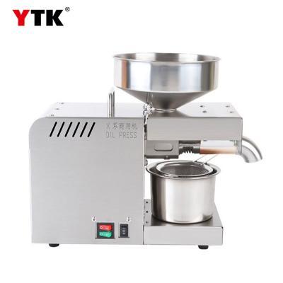 2019 new stainless steel oil press consumer and commercial