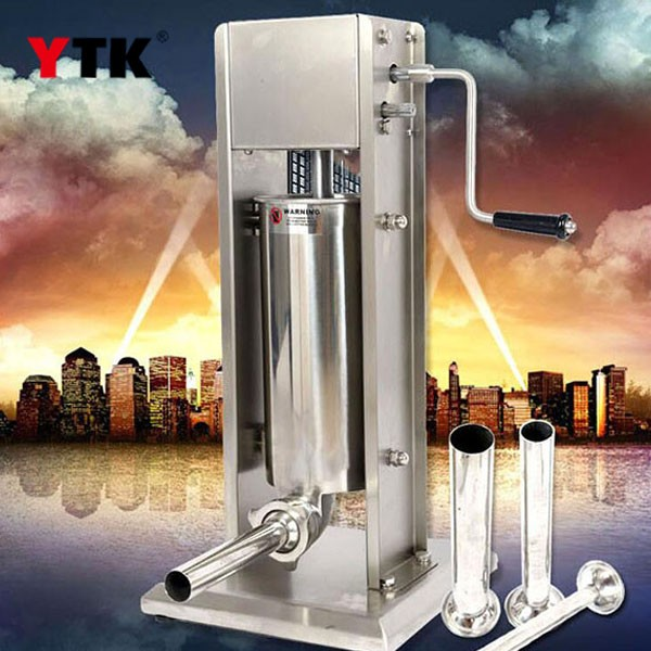 7L vertical thick stainless steel sausage machine / sausage machine / sausage machine / sausage machine / sausage machine