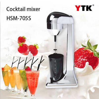 Foreign trade Commercial tea shop single head milkshake machine Household milk cap machine Blizzard mixer OEM custom
