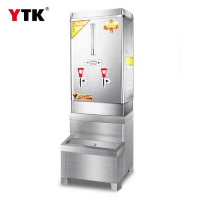 Large capacity water heater / commercial electric stainless steel water heater / energy-saving water heater / tea shop water heater